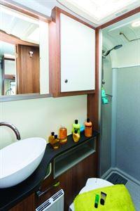 A well-designed washroom