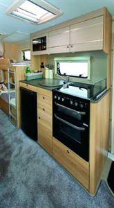 Lots of kitchen storage
