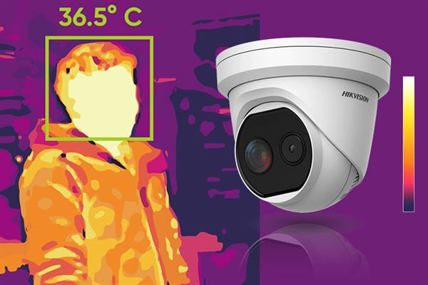 Motorhome dealer, Erwin Hymer Centre Travelworld, introduces thermal imaging cameras