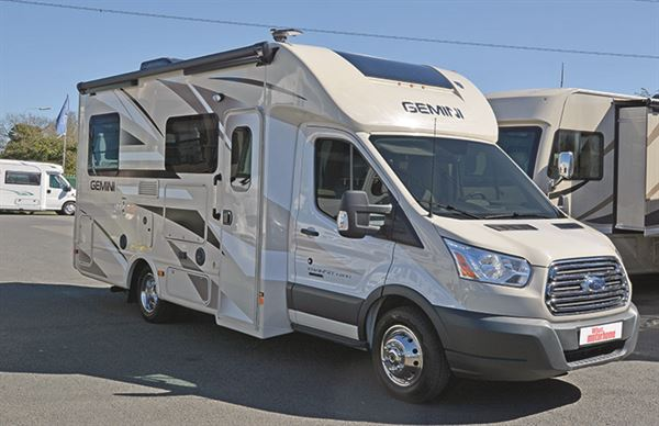 Thor Gemini 23 Tr Reviews Motorhomes Campervans Out And
