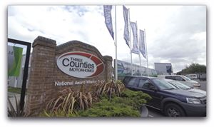 Three Counties Motorhomes in Poole, Dorset