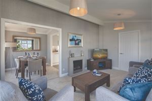 Modern park homes have excellent insulation