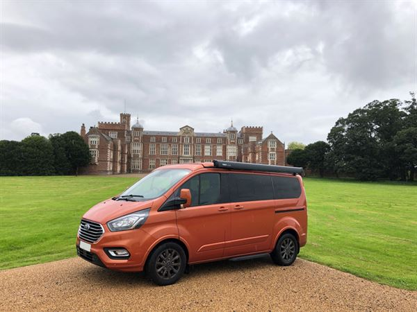 Wellhouse has launched a new special edition campervan