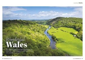 Wonderful Wales - you'll be surprised what there is to see