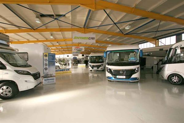 Motorhome dealers across the country have seen sales rise in 2016