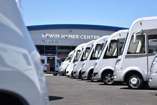 Erwin Hymer Centre Travelworld