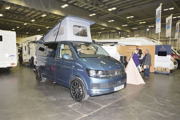 Tribe Campers East Edition campervan