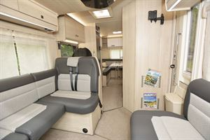 Inside the Auto-Trail Tribute F72