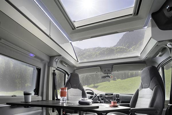 Adria reveals 2019 range of motorhomes and campervans