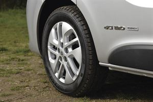 It's important to maintain the conditions of the tyres on your motorhome or campervan