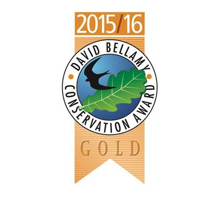 Ballyness holds a David Bellamy gold award for conservation