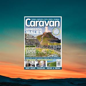 You can read the July issue of Caravan now
