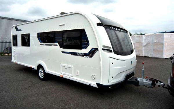 Coachman VIP 575
