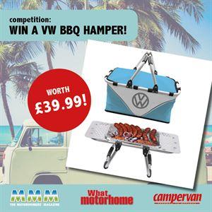 Win a VW BBQ hamper!