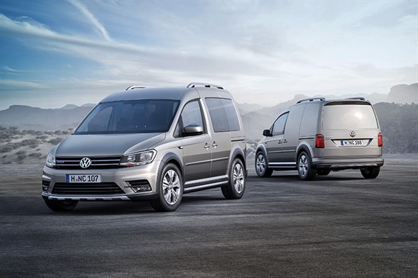 Vw Panel Van Goes Off Road Motorhome News Motorhomes Amp Campervans Out And About Live