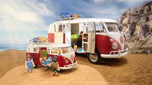 Playmobil's Volkswagen T1 Camping Bus