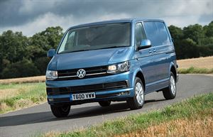 The T6 is the van of the year