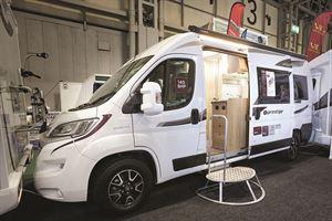 Campervan or Van Conversion Dealer Special: Elddis Peugeot Prestige CV20 from Vehicles for Leisure