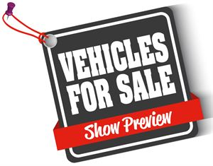 Motorhome Show, Season Finale - Lincoln Stock List