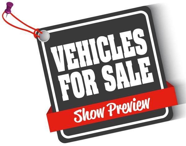Motorhome Show, Season Finale - Lincoln Stock List