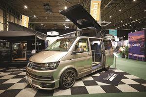 Campervan over £47,000: Volkswagen VTA 20/20 Vision from VisionTech Automotive