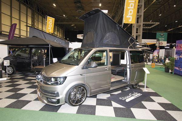 VisionTech 20/20 Vision campervan