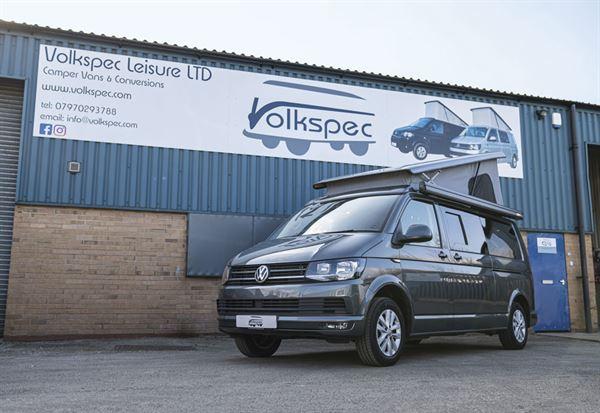 Volkspec Leisure Delphi campervan