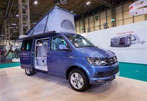 Volkswagen California Ocean 2.0-TDI - Winner of Campervan over £45k