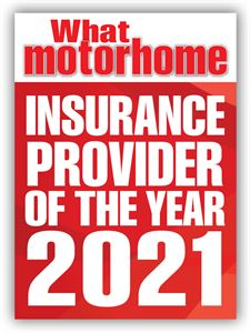 Caravan Guard crowned top motorhome insurance provider for second year