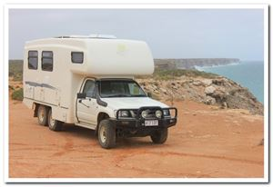 Motorhoming in the Outback!