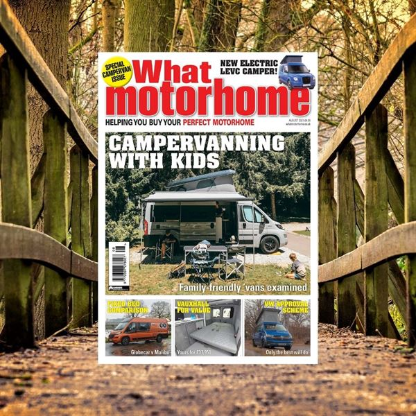 You can now download the Summer 2021 issue of What Motorhome