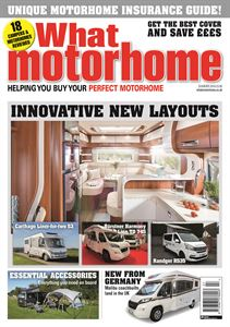The June 2018 issue of What Motorhome is now on sale!