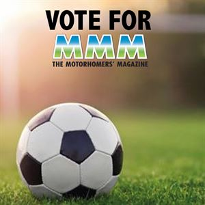 Vote for MMM in the World Cup of Magazines!