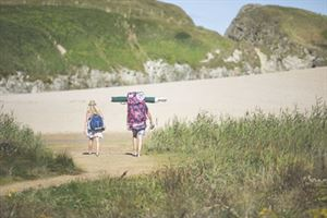 Trevornick recommends five walks from its campsute for visiting motorhomers, caravanners and campers