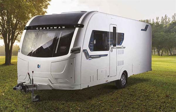 Coachman Wanderer caravan from Wandahome