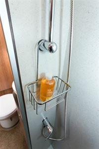 We love Unicorns' hook-on shower gel baskets