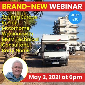 Learn more about touring Europe in this week's webinar
