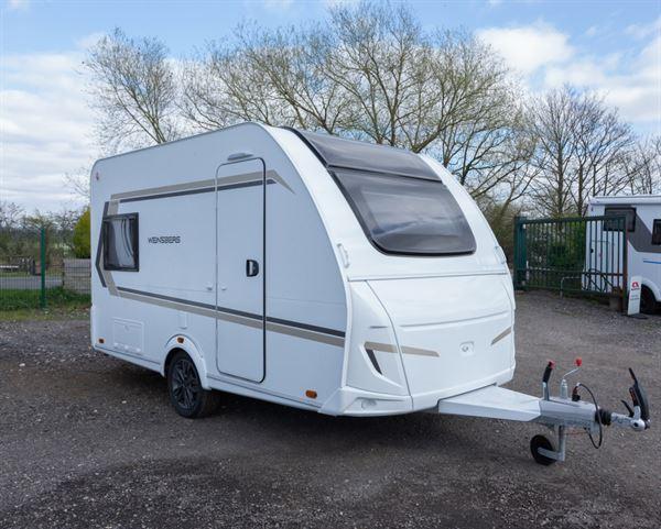 The Weinsberg CaraOne 390 PUH caravan