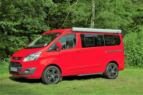 Campervan Manufacturer Wellhouse Leisure Is Celebrating After Breaking All Previous Sales Records In January The First Month Of 2017 Proved To Be