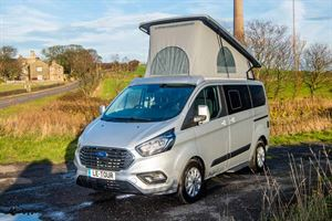 This new Wellhouse campervan is available on a new lease deal