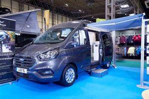 Wellhouse Leisure Ford Transit Custom - Winner of Van Conversions £45-£55k