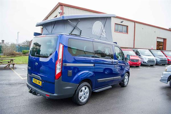 Wellhouse launches new Ford and VW campervans - Motorhome News