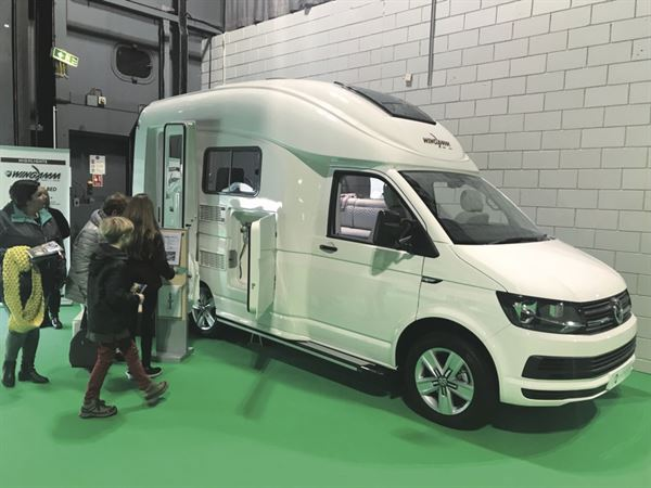 Wingamm launches 'eclectic' Micro - Motorhome News