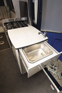 The sink in the WildAx Europa