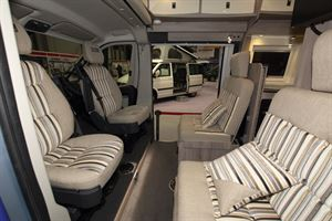 Seating in the WildAx Pulsar
