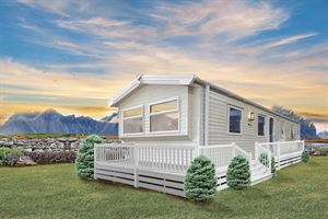 Willerby Kelston 12ft wide holiday home (Image: Willerby)