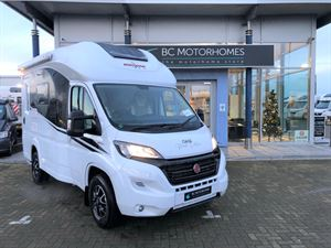 Wingamm's Oasi Black Edition at BC Motorhomes