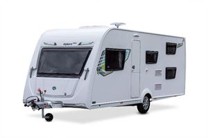 The Xplore 586 caravan
