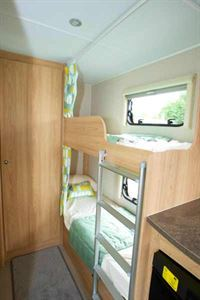Bunks for the children