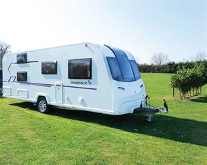 You can often part-exchange a caravan or motorhome for a holiday home